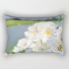 Dasiy me rollin' Rectangular Pillow