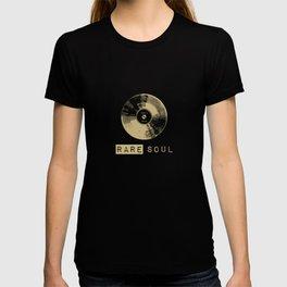 Rare Soul Music 7 Inch 45 RPM Vinyl DJ Tshirt T-shirt