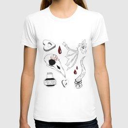 witches' basics T-shirt