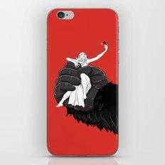 Selfie iPhone & iPod Skin