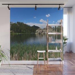 Sylvan Lake In The Black Hills Wall Mural
