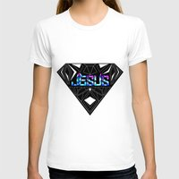 jesus T-shirts featuring JESUS by Naje Anthony Hart