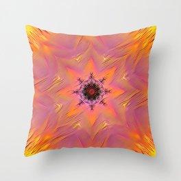 Starfire Throw Pillow