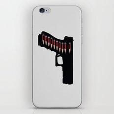 Art not War - Grey iPhone & iPod Skin