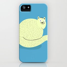 Gatete iPhone Case