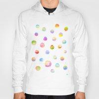 dot Hoodies featuring Dot Dot Dot by Yiying Lu