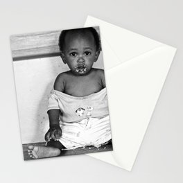 Orphan Boy Stationery Cards