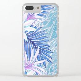 Where I Go When I Dream Clear iPhone Case