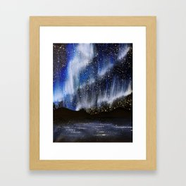 Transmundane Bliss Framed Art Print