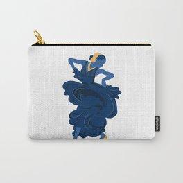 Flamenco Dancer 2 Carry-All Pouch