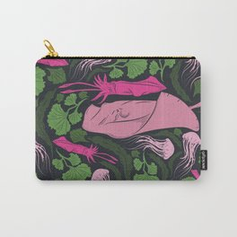 Underwater Pattern #6 Carry-All Pouch