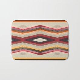 American Native Pattern No. 178 Bath Mat