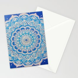 Manifest Mandala Stationery Cards