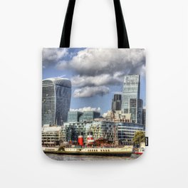 The Waverley and London Tote Bag
