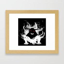 Zuul Framed Art Print