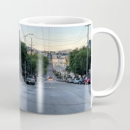 Castro - San Francisco - CALIFORNIA Coffee Mug