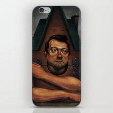 Agoriphobia iPhone & iPod Skin