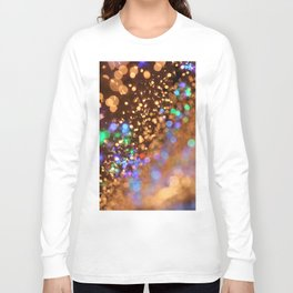 Chocolate Space Party Long Sleeve T-shirt