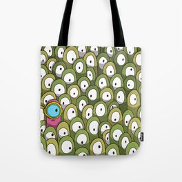 Pingo's People (Dare to be Different!) Tote Bag