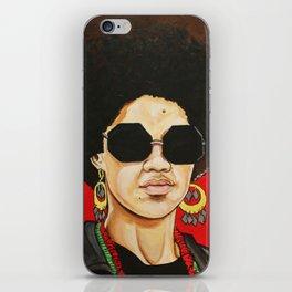 """Kathleen Cleaver """"Revolutionary"""" iPhone Skin"""