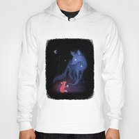 celestial Hoodies featuring Celestial by Freeminds