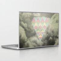 diamond Laptop & iPad Skins featuring Diamond by Metron