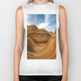 The Wave-Paria Wilderness Biker Tank