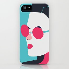 I see it coming iPhone Case