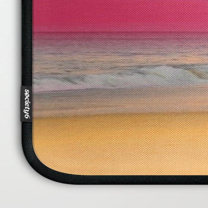 Ocean Reflections 6 Laptop Sleeve