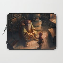 Cursed Sword Laptop Sleeve