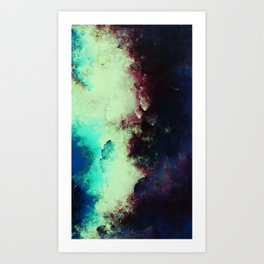 Celestials - Caught Between Art Print
