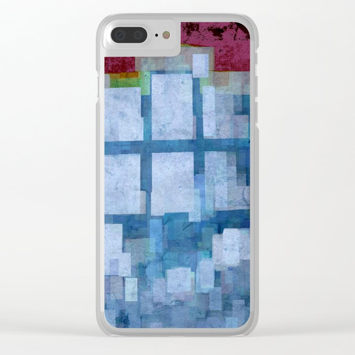 Our House II Clear iPhone Case