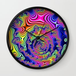 Unforgettable Trip Wall Clock