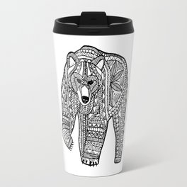 The bear Travel Mug