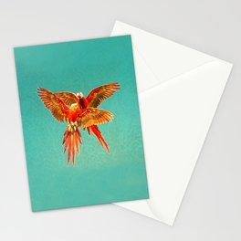 INFLIGHT FIGHT Stationery Cards