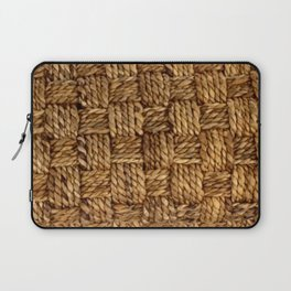 HEMP PATTERN Laptop Sleeve