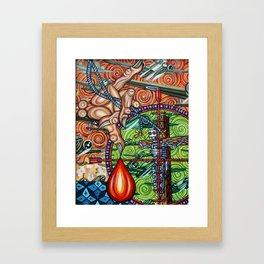 Pilate Framed Art Print