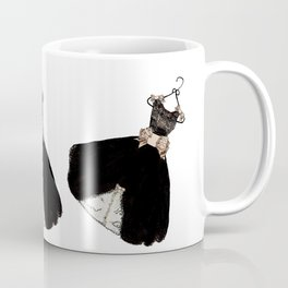 My favorite black dress Coffee Mug