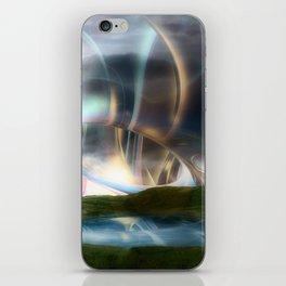 Corona Lake iPhone Skin