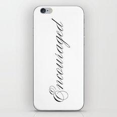 Encouraged iPhone & iPod Skin