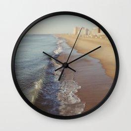 Virginia Beach #1 Wall Clock