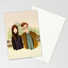 Annie Hall Stationery Cards