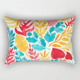 The Brightest Leaves Rectangular Pillow