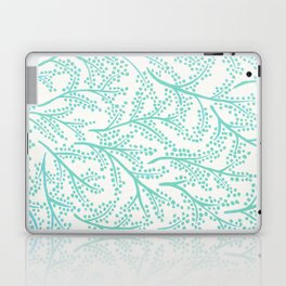 Branches – Mint Palette Laptop & iPad Skin