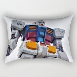 Mobile Suit Gundam Rectangular Pillow