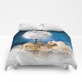 Good Night Moon Comforters