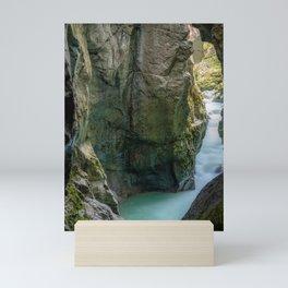 Alpine autumn, Austria Mini Art Print