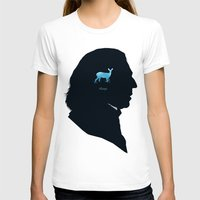 snape T-shirts featuring Always by Duke Dastardly