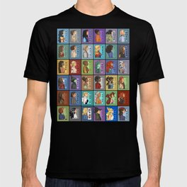 She Series Collage 1-4 T-shirt