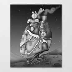 Transplantation I Canvas Print
